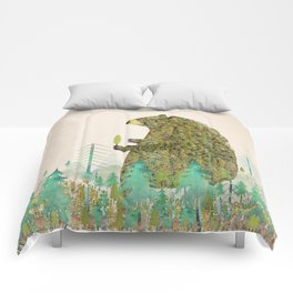 the forest keeper Comforters