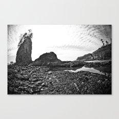 La Push Beach #2 - La Push, WA (5) Canvas Print