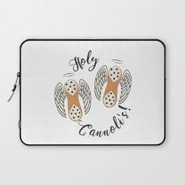 Holy Cannoli's! Laptop Sleeve