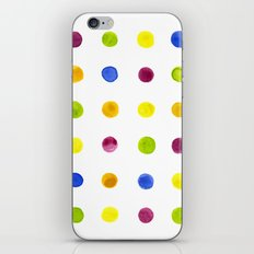 Candied Polka Dots iPhone & iPod Skin