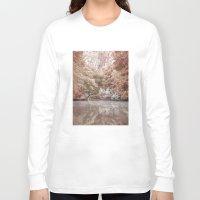 frozen Long Sleeve T-shirts featuring Frozen by Françoise Reina