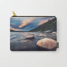 La Poile Sunset Carry-All Pouch
