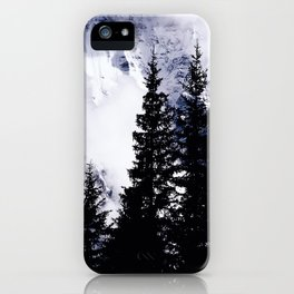 Alpine Classic iPhone Case