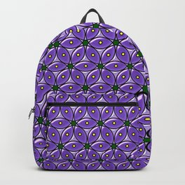 Circles - Large Format Backpack