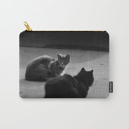 the street cat's life Carry-All Pouch