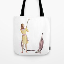 Mid Century Home Maker Tote Bag