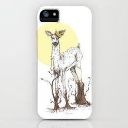Doe Tree iPhone Case