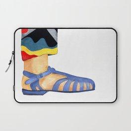 Summer sandals Laptop Sleeve