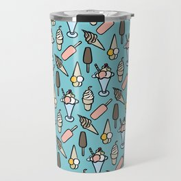 My Ice Cream Diet Travel Mug