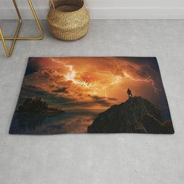 Island Storm by GEN Z Rug