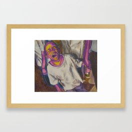 Taken Framed Art Print