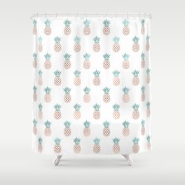 FINE-apples Shower Curtain