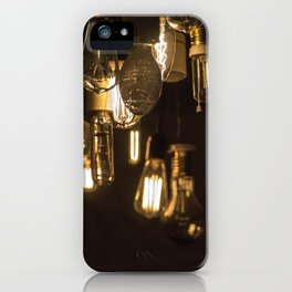 Lights Out iPhone Case
