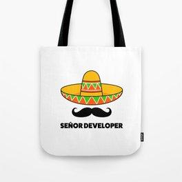 Senior Developer Tote Bag