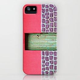 Doorways IV iPhone Case