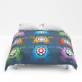 RIBBIT Comforters