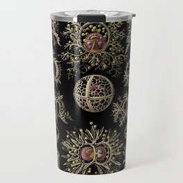 """Stephoidea"" from ""Art Forms of Nature"" by Ernst Haeckel Travel Mug"