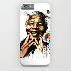Nelson Mandela iPhone 6s Slim Case