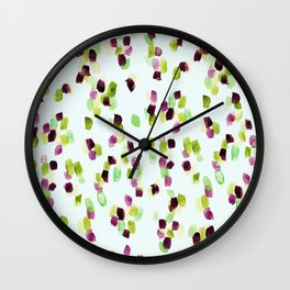 Sporadic Wall Clock