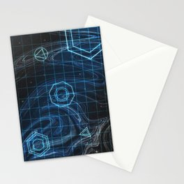 Young and Menace Stationery Cards