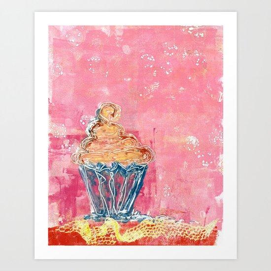 Sweet Bliss Art Print