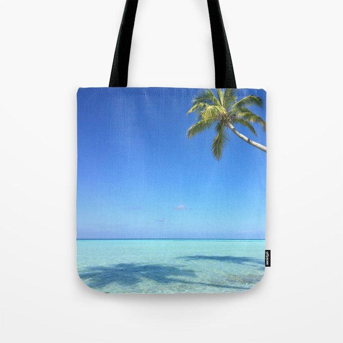 A little bit of Paradise Tote Bag