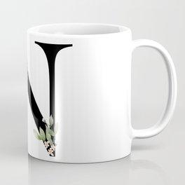 Botanical N Coffee Mug