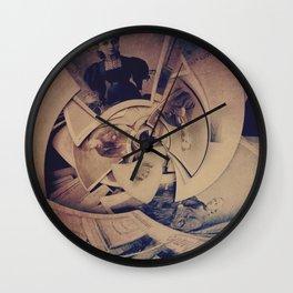 ID Wall Clock