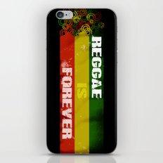 Reggae Is Forever II iPhone & iPod Skin