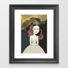 emily soto Framed Art Print