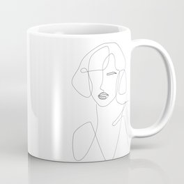 Feminine Touch Coffee Mug