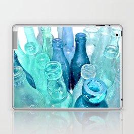 Aqua Bottles Laptop & iPad Skin