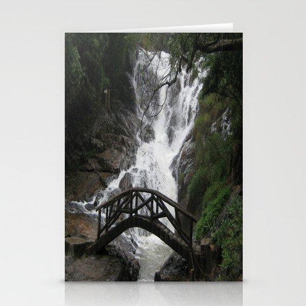 BRIDGE ACROSS Stationery Cards