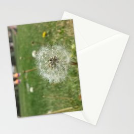 lonely girls Stationery Cards
