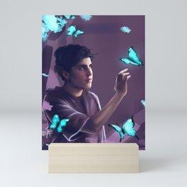 SKAM / DRUCK - I'm a boy Mini Art Print