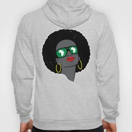 Black History tshirts for Women | Pan African Shirt | 1619 Hoody