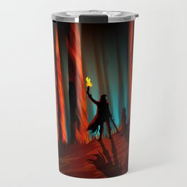 A Walk in the Woods Travel Mug
