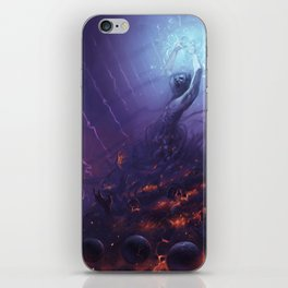 The Sorcerer iPhone Skin