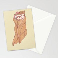 Bear Beard Stationery Cards