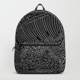 tiny lines Backpack