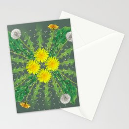 Dandelion Cycle Stationery Cards