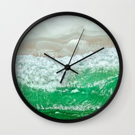 Sea 17 Wall Clock