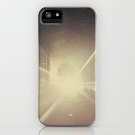 Why is Summer Mist Romantic and Autumn Mist just Sad? iPhone Case