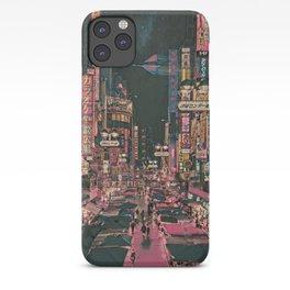 Tokyo Cyberpunk iPhone Case