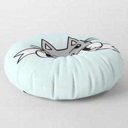 Unimpressed Floor Pillow