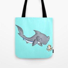 Squid Friend Tote Bag