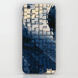Blockage iPhone Skin