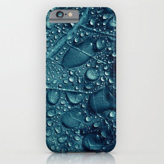 blue water XVI iPhone & iPod Case