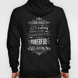 Libraries Hoody