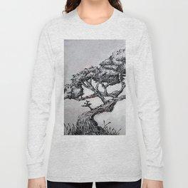 Stripple Tree Long Sleeve T-shirt